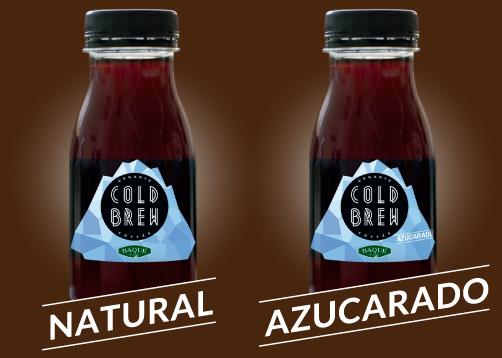 Cold Brew Natural o Azucarado