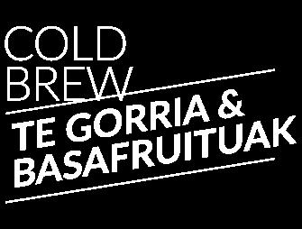 Cold Brew Te gorria & basafruituak