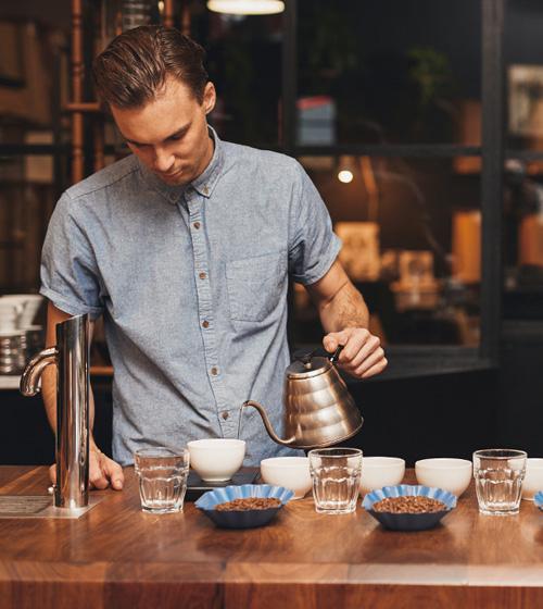 Escuela de café | Especialistas en café | Cafés Baqué