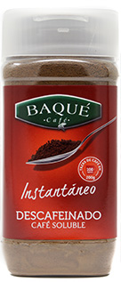 DECAFFEINATED INSTANT COFFEE