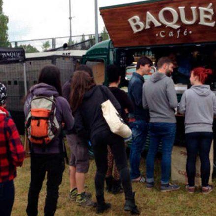 Azkena Rock Festival, música y un buen café para despertar