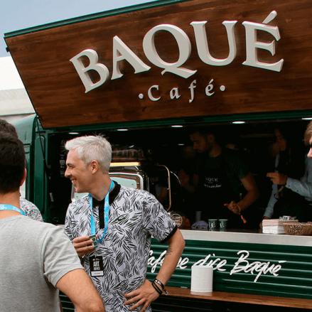 BBK Live Cafes Baque