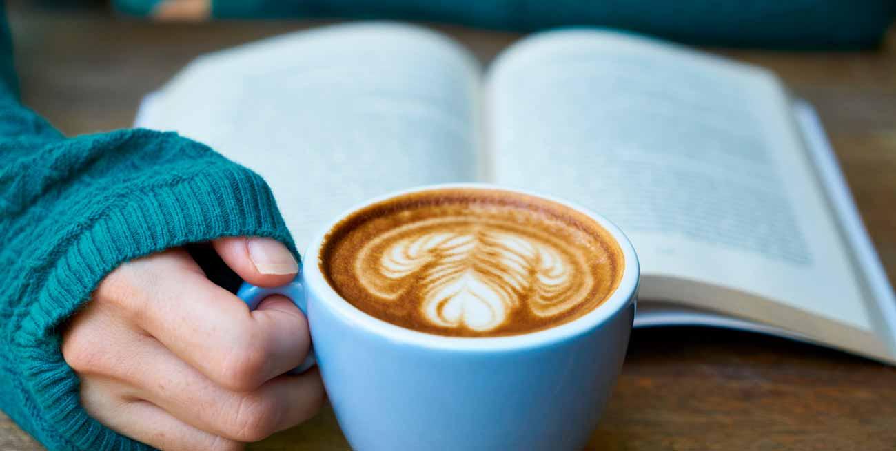 10 libros para leer con un buen café
