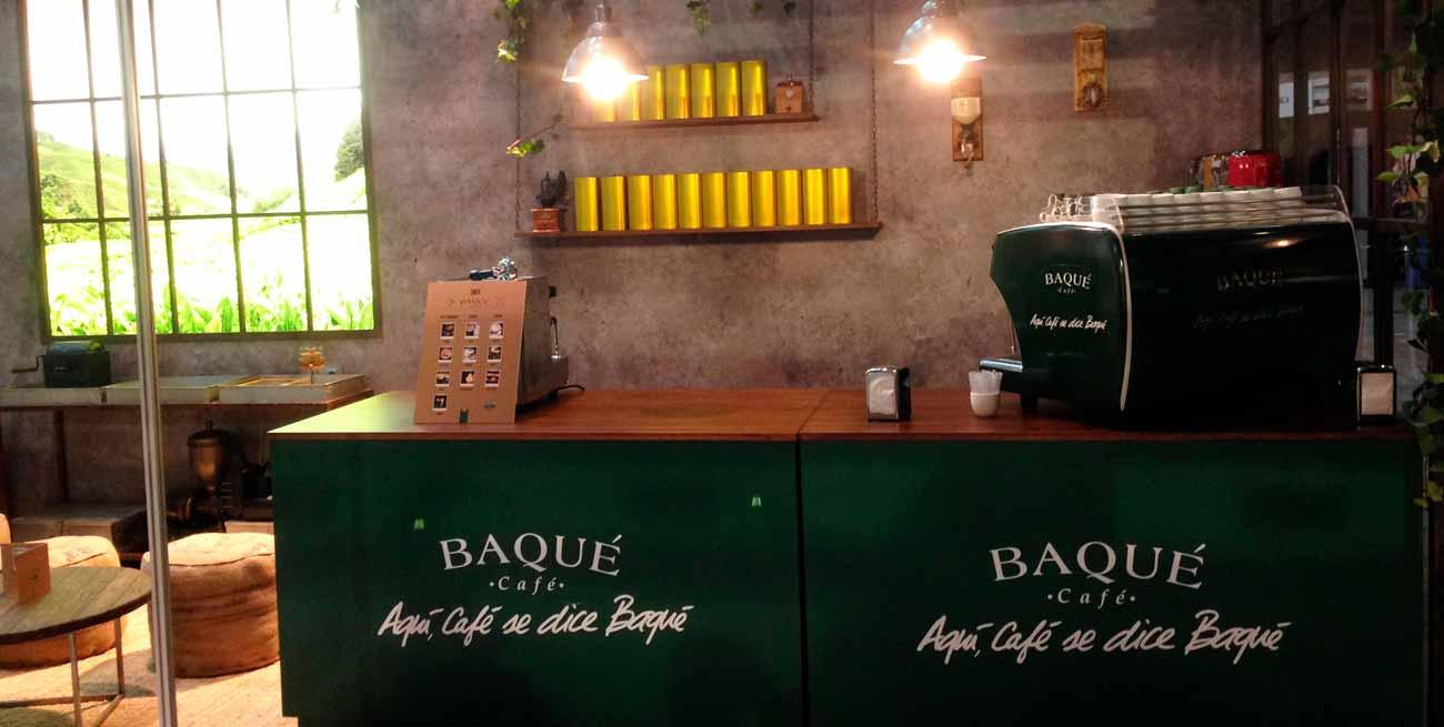 Cafés Baqué en Madrid Fusión 2017