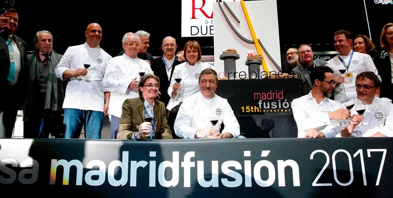 Lo mejor de Madrid Fusión 2017: conocimiento, gastronomía y mucho café