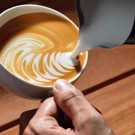 Latte Art o cómo hacer dibujos en el café