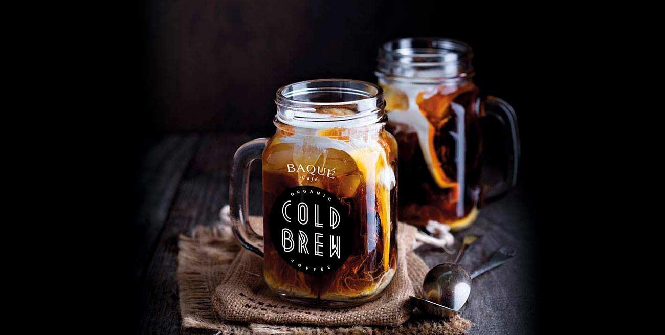 El café frío o Cold Brew llega a España