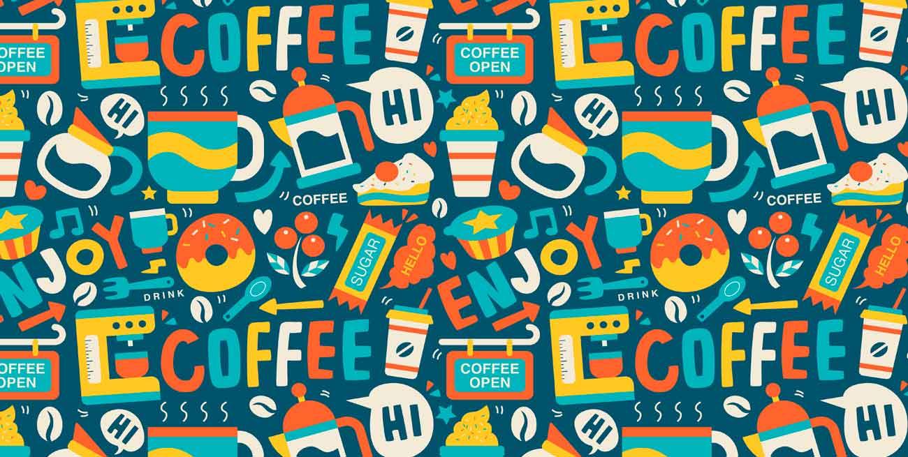Ideas de decoración y manualidades con café