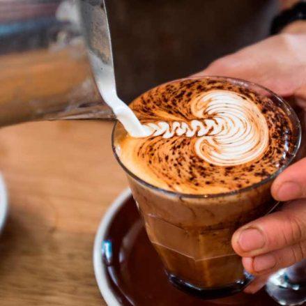 Cómo identificar el café de barista en Euskadi