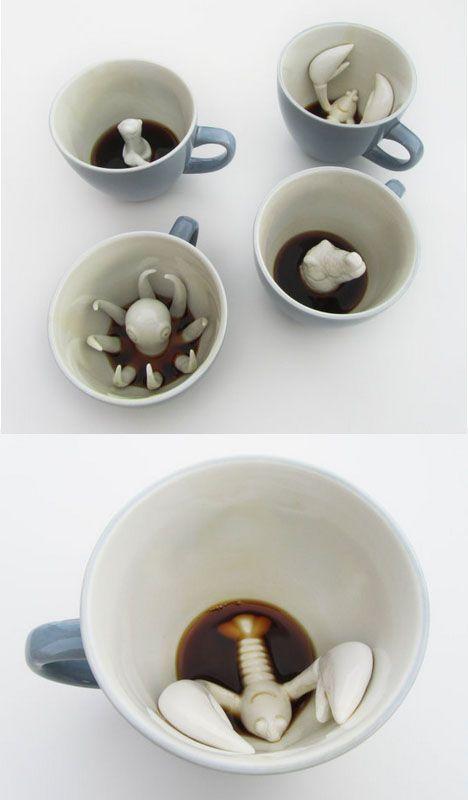Las tazas de caf m s originales que existen blog de caf for Tazas de cafe originales
