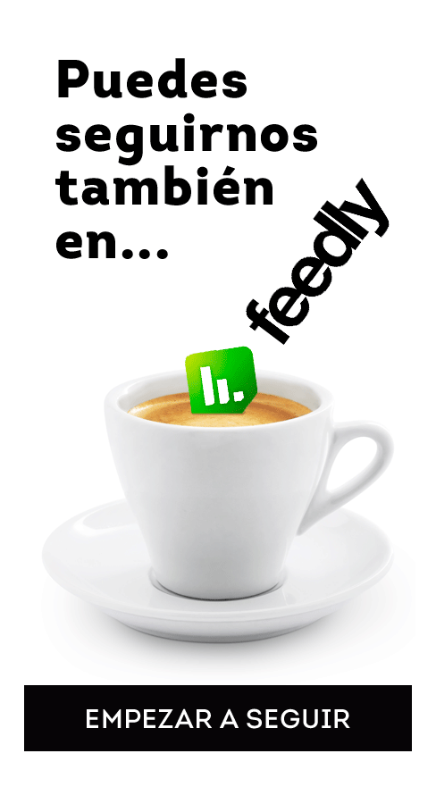 Síguenos en Feedly