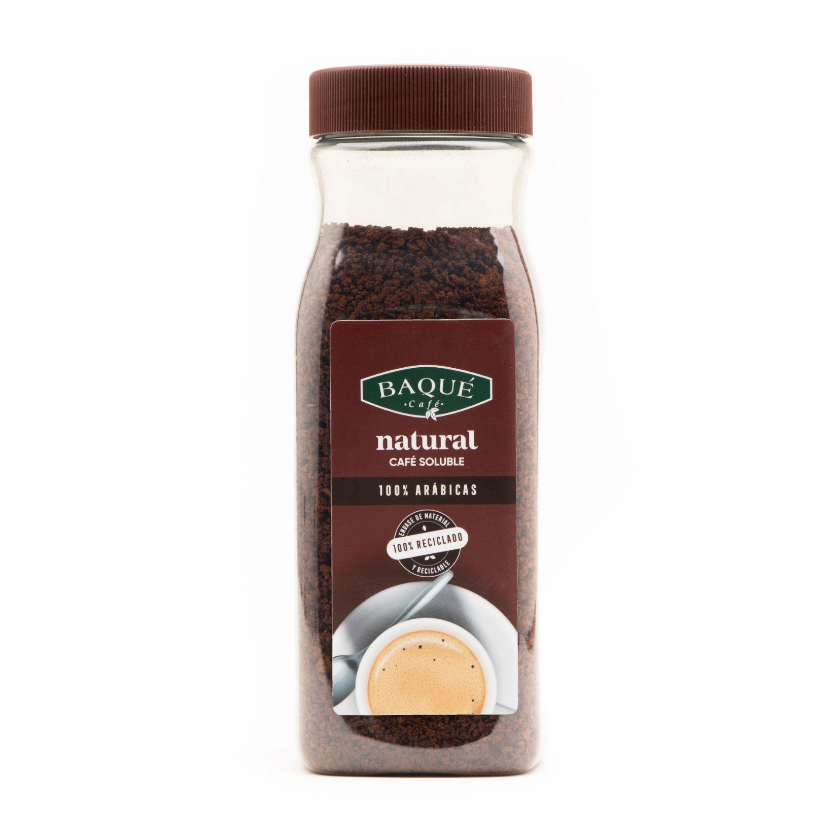 Café soluble Natural, 200 g.
