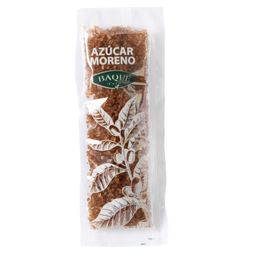 Azúcar moreno de caña, 400 uds.