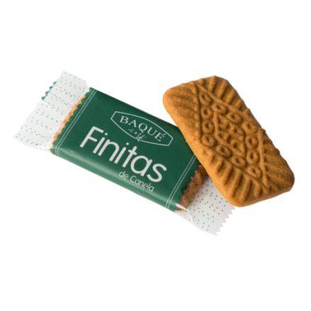 Galletas Finitas de Canela, 250 uds.