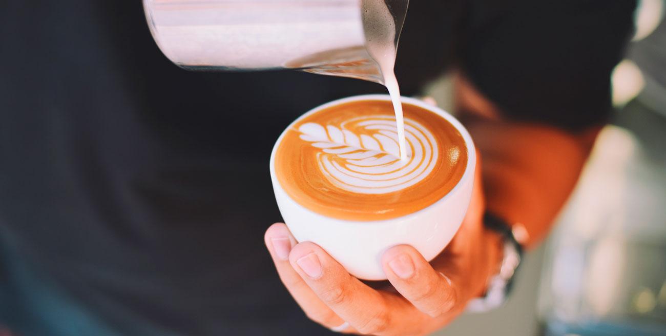 Cómo preparar Caffè Latte