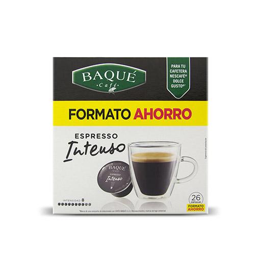 Espresso Bizia, 26 kapsula Dolce Gusto® (aurrezteko formatua)