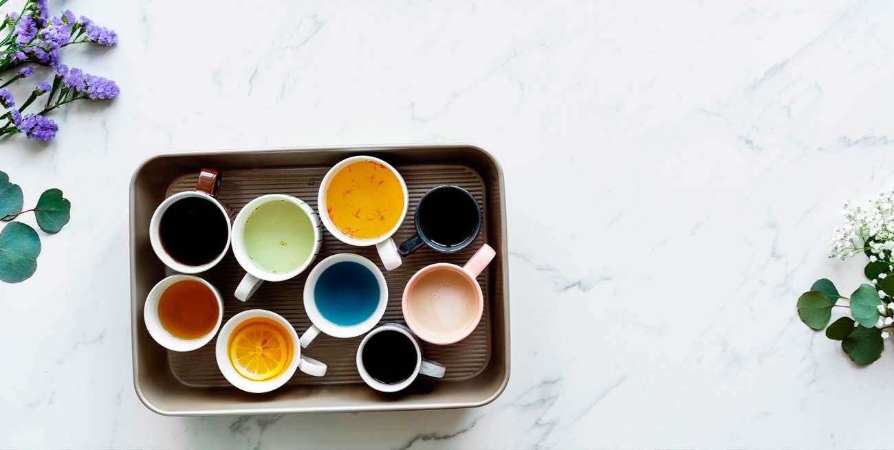 Qué tipos de té existen y cuál deberías tomar según sus propiedades