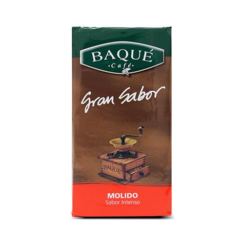 Café molido Gran Sabor, 250 g.