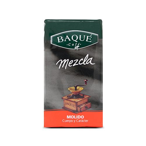 Café molido mezcla, 250 g.