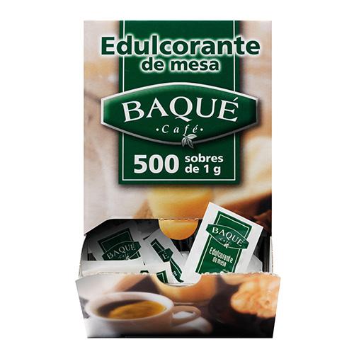 Edulcorante, 500 uds.