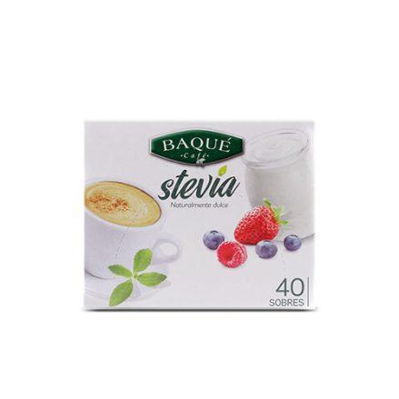 Stevia, 40 uds.