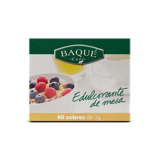 Edulcorante, 60 uds.