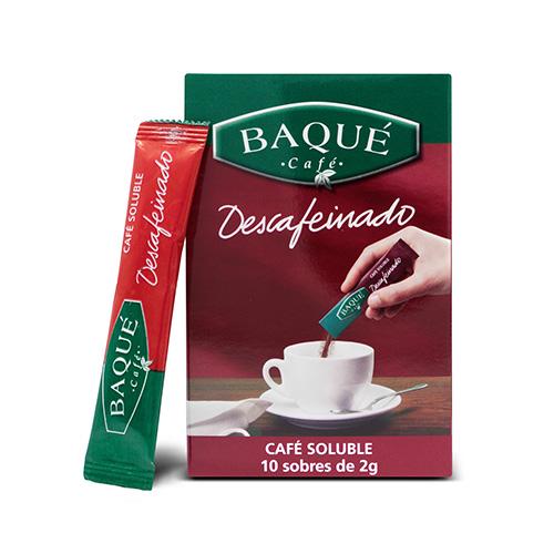 Stick disolbagarria Kafeinagabea, 10 unit.