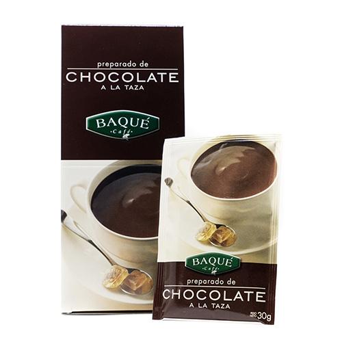 Chocolate a la Taza, 25 uds.