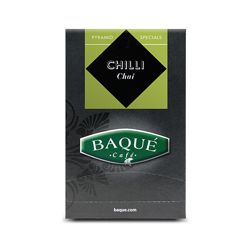 Chilli Chai Estuche, 20 uds.