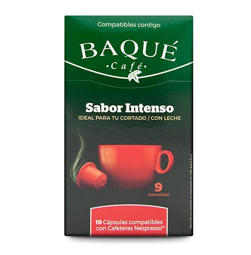 Zapore Bizia 10 kapsula bateragarriak Nespresso®-rekin