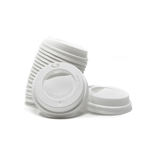 Tapa compostable 7,5 OZ 100 uds.