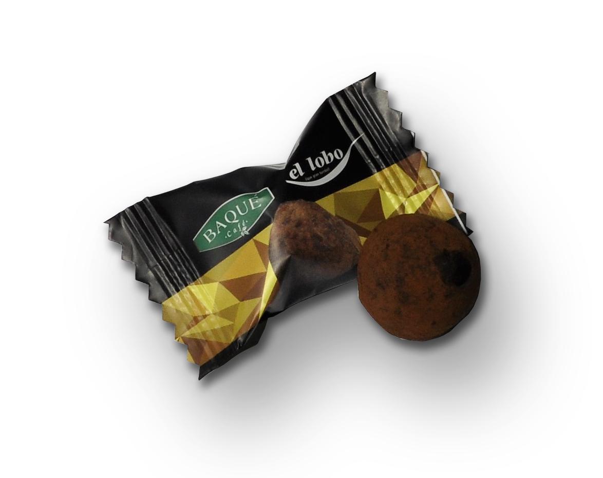 Trufas de chocolate, 200 uds.