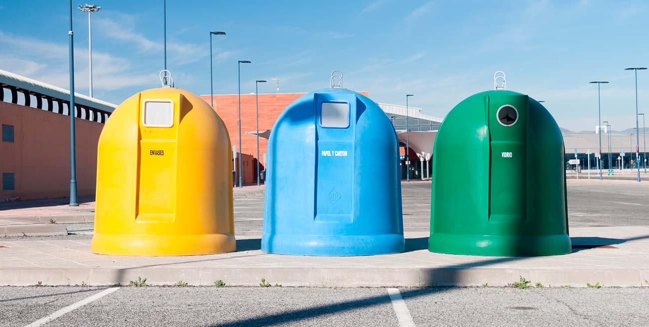 Dónde desechar cada producto, aprender a reciclar