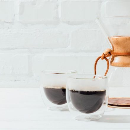 Cómo preparar un café en Chemex