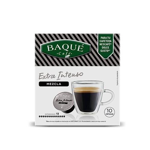 Espresso Extra Intenso Mezcla 10 cápsulas compatibles DG®