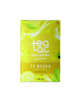 Ice Tea, Té Negro sabor Limón, 20 sobres