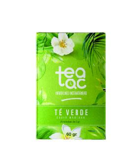 Ice Tea, Té Verde sabor Manzana, 20 sobres.