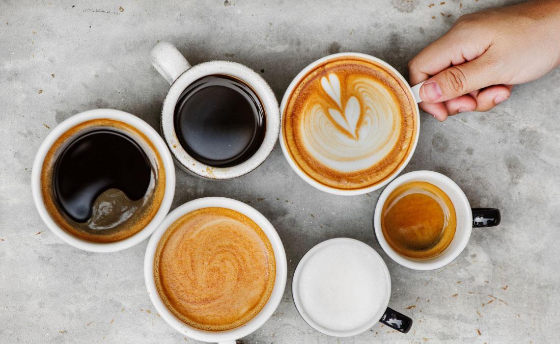 Estudio de la cafeína en un café espresso